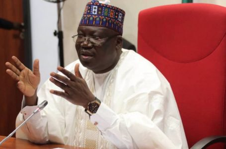 BREAKING: Senate President, Ahmed Lawan, Calls For An End Of The EndSARS Protests Around The Country, Says The Result Has Been Achieved