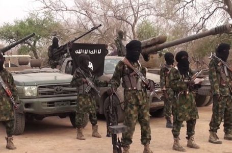 Boko Haram Terrorists 'Take Over Government' In The North, Mount Roadblocks, Collect Levies Freely From Farmers, Under President Buhari