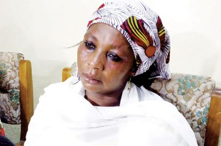 Buhari Did Not Call Me For 7 Months – Leah Sharibu's Mother Opens Up In London