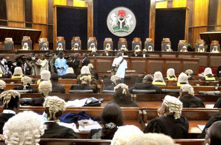 BREAKING: Supreme Court Dismisses APC's Application To Review Bayelsa Gov. Election Judgement