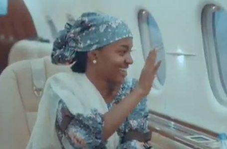 President Buhari's Daughter, Hanan, Denies Ordering DSS To Arrest Anybody On Her Behalf