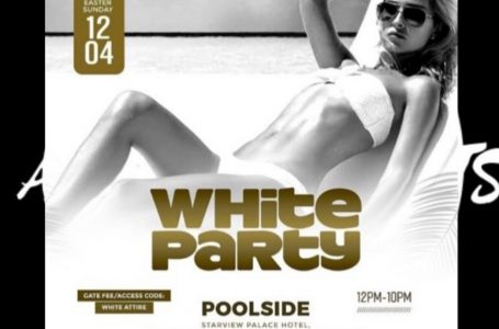 HOT EVENTS IN ABUJA: White Party (Poolside)