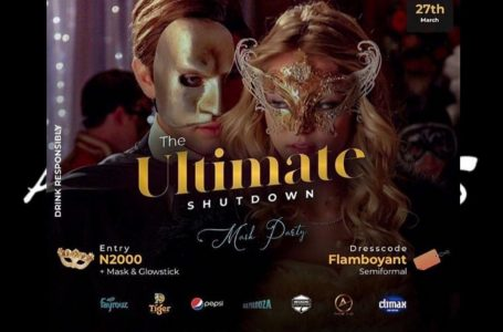 HOT EVENTS IN ABUJA: The Ultimate Showdown (Mask Party)