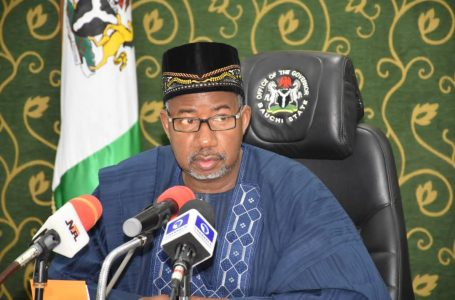 Bauchi State Governor, Bala Mohammed, Says President Buhari Has Lost All Ideas On How To Run The Economy, Accuses Him Of The Highest Nepotism, Giving Too Much Attention To The North, To The Detriment Of Other Regions Of The Country