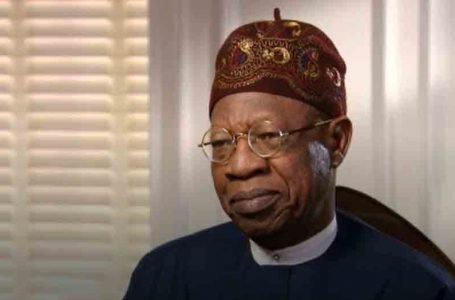 Minister Of Information And Culture, Lai Mohammed, Announces Boldly That It Is Not The Responsibility Of The President Buhari Federal Government To Prosecute Kidnappers And Bandits In Court