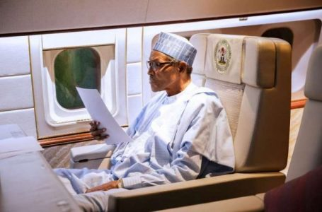 BREAKING: No Nationwide Celebration, As President Muhammadu Buhari Returns Back To Nigeria With 'Nothing' From The United Nations General Assembly, New York, Ferried Immediately To The Aso Rock Presidential Villa, Abuja