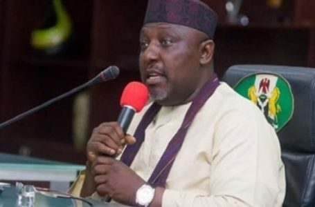 Senator Rochas Okorocha Accuses President Muhammadu Buhari's Federal Government Of Using The Security Forces To Kill IPOB Members, Instead Of Listening To Them, Sympathising With Them, And Treating Them Well, Just Like Every Other Nigerian Youth