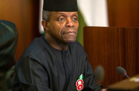 Vice President Yemi Osinbajo Shuts Up All Critics, Completely Rejects The Christianisation Agenda, Declares Love And Respect For Muslims, Releases Long List Of Muslim Appointees Working For Him