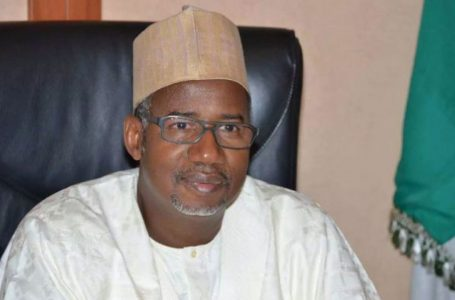 Bauchi State Governor, Bala Mohammed, Narrowly Escapes Death On Bad Roads, As His Convoy Somersaults, Leaving Many Policemen Wounded