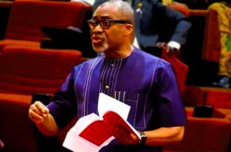 Senate Minority Leader, Enyinnaya Abaribe, Confirms Page 36's Story, Declares That The 'Failed' APC Has Done Nothing For The Entire South-East Region