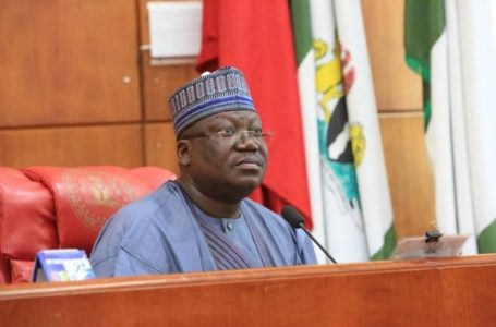 Senate President, Ahmed Lawan, Blames The Uncontrollable Insecurity In The Country Under President Buhari On The Absence Of A Functional Local Government System, Says The Time Has Finally Come To Ensure The LGA System Functions Effectively