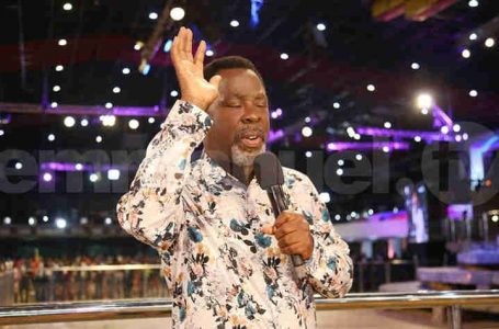 T. B. Joshua Calls On All Covid-19 Patients In Nigeria To Gather In Their Isolation Centres, Connect To Emmanuel TV For Divine Healing