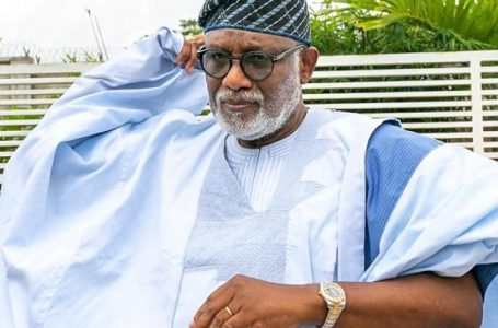 Governor Akeredolu Begins Recruitment Into Amotekun, As The Quit Order Notice To Fulani Herdsmen To Leave Ondo State Forests Draws Nearer