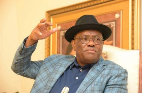 Governor Wike, 5 Other Top Ranking PDP Governors, Storm Zamfara State, To Prevent Governor Matawalle From Defecting To The APC, Double APC's Donation, Drop N100 Million Cash