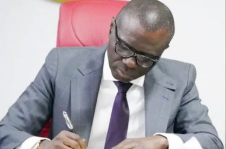 Lagos State Governor, Babajide Sanwo-Olu, Releases The Names Of The Police Officers Under Prosecution For Human Rights Abuses