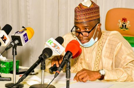 President Buhari Refuses To Listen, As Governor Tambuwal Joins Others To Demand For The Removal Of Onochie As INEC Commissioner