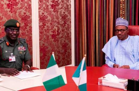 President Buhari Receives Call To Sack All The Security Chiefs, Pass A Bill Restricting The Police Or Military From Shooting At Innocent Civilians