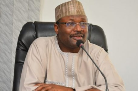 BREAKING: INEC Chairman Announces The Date For The 2023 Presidential Election, Says We Have 885 Days Left To Pick The Next President Of Nigeria