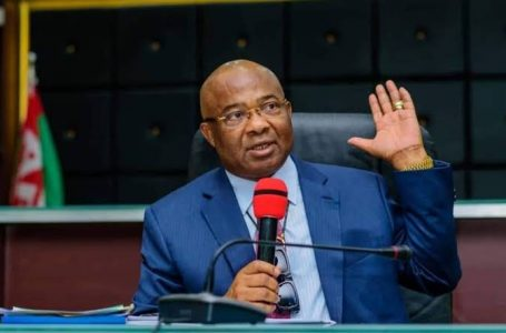 Bloody Revenge Ahead, As IPOB Vows To Deal With Imo State Governor, Hope Uzodinma, For Using The Security Agencies That Cannot Defeat The Fulani Terrorists To Murder The ESN Unit Commander In Cold Blood, Allegedly
