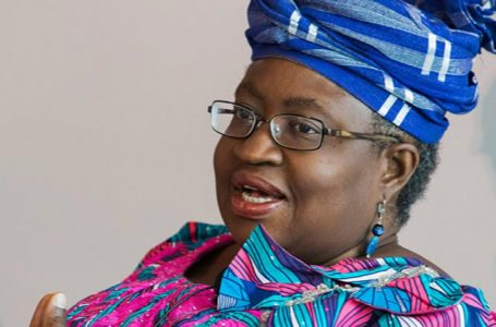 BREAKING: Adams Oshiomhole Continues To Hide In Shame, As Dr. Ngozi Okonjo-Iweala Emerges As Forbes Africa Person Of The Year 2020 In Grand Style