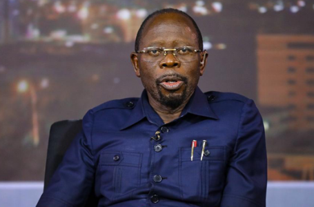 'Used And Dumped' Former APC National Chairman, Adams Oshiomhole, Accepts Defeat In Shame, Writes Surprise Peace Seeking Letter To The Governor Of Edo State, Godwin Obaseki, After His Outstanding Victory At The Supreme Court