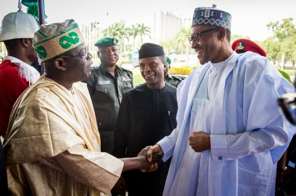 All Progressives Congress National Leader, Bola Tinubu, Jumps Off President Muhammadu Buhari's Sinking Ship Of Failures And Fake Campaign Promises; By Dele Sobowale