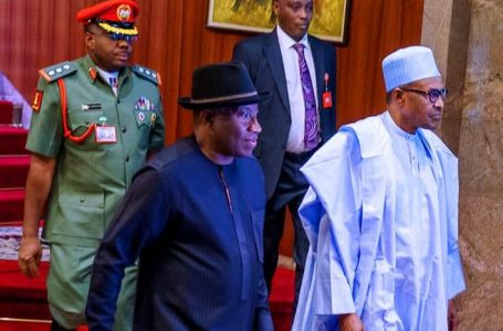 President Buhari May Not Remember, Gets Reminded That Successive PDP Governments Built On The Development Plans Leading To The Expansion Of Major Trunk Roads, Railways, Other Legacy Projects Which His Handlers Are Making Him Believe Are His Projects And Ideas