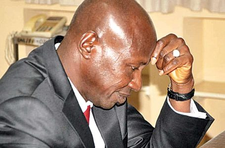 Former Acting EFCC Chairman, Ibrahim Magu, Completely Shocked By President Buhari's Appointment Of A New Substantive EFCC Chairman, May Revenge