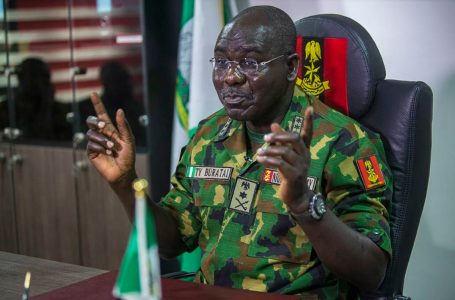 Nigerian Army Announces The Destruction Of Boko Haram Training Camp, Ammunition Depot, May End The War Against Terrorism In 2021