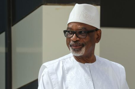 Former President Of Mali, Ibrahim Boubacar Keita, Suffers Mini-Stroke, Rushed To The Hospital For Immediate Medical Attention