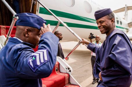 APC Governors May Be Plotting To Dump Bola Tinubu, And Present Vice President Yemi Osinbajo For The 2023 Presidency Representing The Southern Region, Declare That He Is Very Sellable, And Will Continue With The Great Policies Of President Muhammadu Buhari