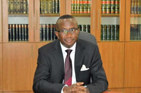 BREAKING: Senator Victor Ndoma-Egba's Multi-Million Naira House, Cars, Set Ablaze By Angry And Oppressed Youths In Calabar, Cross River State