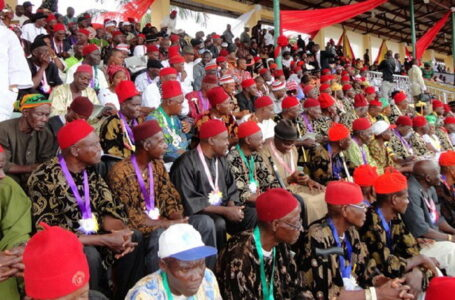 Ohanaeze Ndigbo Threatens PDP To Zone Its 2023 Presidential Ticket To The South-East Region, Or Get Ready To Lose All Igbo Members