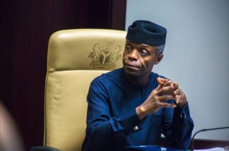 Vice President Osinbajo Agrees With CNN, Totally Disagrees With Lai Mohammed, Nigerian Army, On The Ordered Shooting Of Peaceful EndSARS Protesters