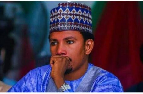 BREAKING: Elisha Abbo, The Senator Caught On Camera Physically Brutalising A Lady In A Sex Toy Shop, Dumps The PDP For The APC