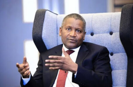Dangote Group Announces That It Is Not Only Dangote Cement That Is Secretly Allowed To Export Goods Through The Closed Land Borders