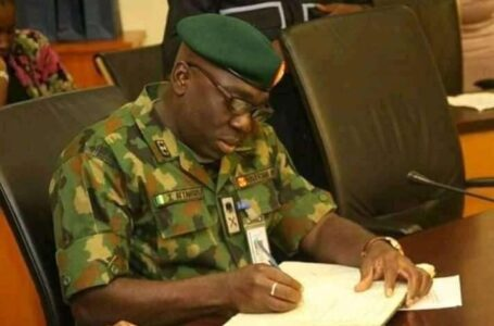 South-East Totally Marginalised Under New COAS Ibrahim Attahiru's Watch, As The North Dominates The Latest 2021 Nigerian Army Recruitment List