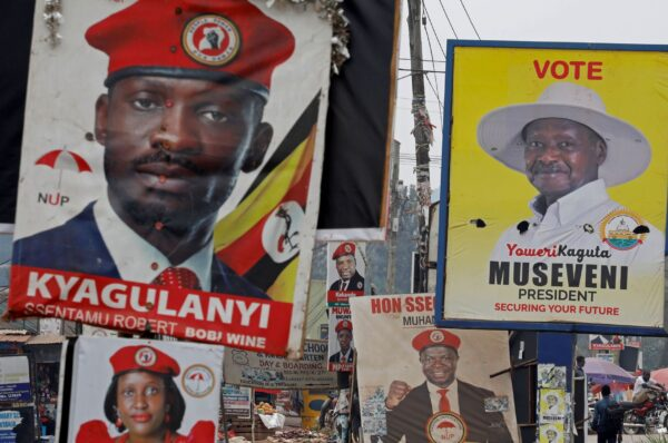 Electoral Commission Finally Announces And Declares The Winner Of The Highly Contested Uganda Presidential Election, Amid Major Disputes