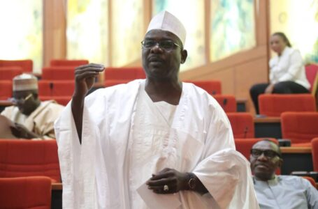 Senator Ali Ndume Tells President Buhari To Stop Hiding The Identities Of The 400 BDC Operators The Presidency Claimed Were Arrested For Sponsoring Boko Haram, And Begin A Public Criminal Trial For All Nigerians To See