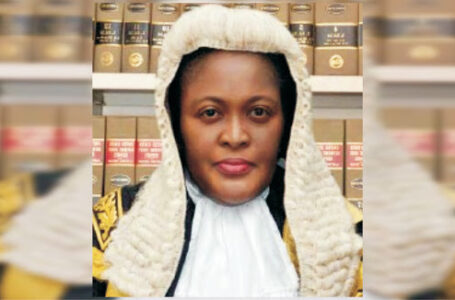 With Justice Ngwuta's Death, Justice Mary Peter-Odili To Become Supreme Court No. 2, But May Never Be CJN Under President Buhari's Watch; By Bolanle Olabade