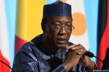BREAKING: President Of Chad Republic, Idriss Deby, Dies Mysteriously Of Gunshot Wounds, While Combating Powerful Rebel Forces In The War Front