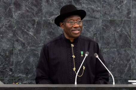 Former President Goodluck Jonathan 'Breaks Down' In Tears Today, Releases Heavy Statement On The Death Of Former Zambian President