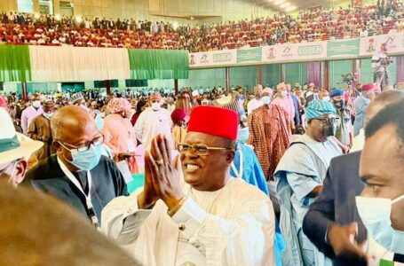 The Great Ebonyi State At 25 And Governor David Umahi's Outstanding Efforts To Make The Dreams Of The South-Eastern Fathers Come True; By Francis Nwaze