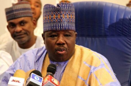 Ali Modu-Sheriff Calls On All Nigerians To Dump Ethnic, Religious, And Political Affiliations, In Choosing The 2023 President, Says Even If He Is From The Extreme End Of Anambra State Or Adamawa State, We Must Go And Look For Him And Vote Him
