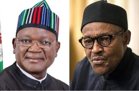 Governor Ortom Says He Will Never Keep Quiet Over The Injustice And Marginalisation Under President Buhari, No Matter The Intimidation, Quotes Martin Luther King, Declares That If Peace Means A Willingness To Be Exploited Economically, Dominated Politically, Humiliated And Segregated, He Does Not Want Peace