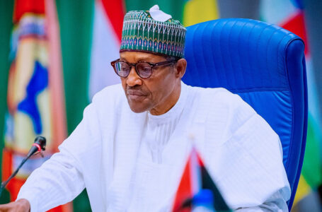 President Muhammadu Buhari Begs World Leaders For The Cancellation Of Debts Of Poor African Countries Like Nigeria, Delivers 58-Paragraph Speech At The General Debate Of The 76th Session Of The United Nations General Assembly Without Any Interruption